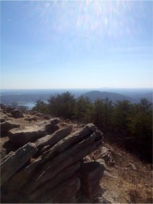 Pine Mountain Summit Overlook